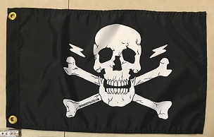 Pirate Reserve, Pirate Flag  12